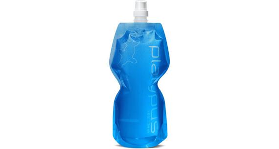 Platypus SoftBottle bidon push-pull-verschluss 1l blauw